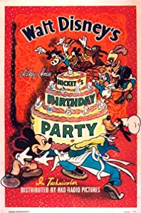 Mickey's Birthday Party